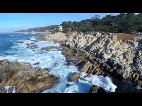 Pacific Coast Highway by Drone - October 2016