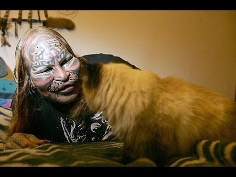 Stalking Cat Dennis Avner dead: 'Cat Man' who spent years trying to look tigher