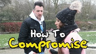 How To Compromise | OZZY RAJA