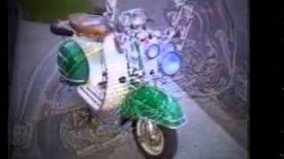 Koleksi Foto Modifikasi Vespa Klasik | Motor Vespa Jadul