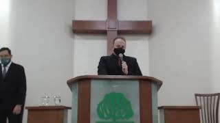 Culto Noturno - 24.01.21 - 1 Pedro 3:18-22