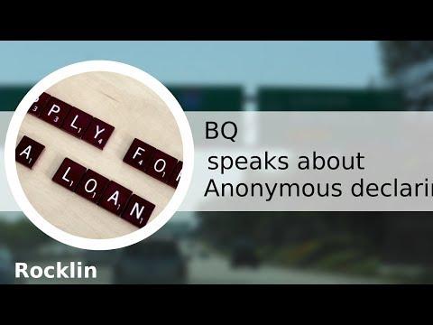 Anonymous Declaring Cyber War-Leading Company-Consumer Credit-Rocklin California