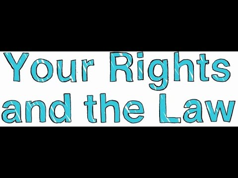 Youth Law 101 - Rights Education Toolkit