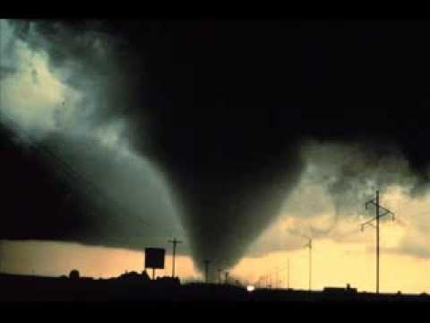 is this how black texas dimmitt tornado happined ? - YouTube
