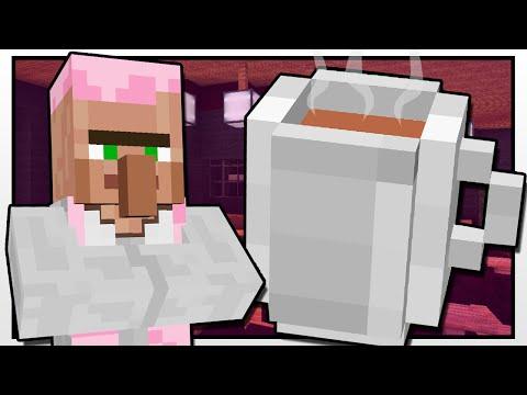 Minecraft | DR TRAYAURUS' COFFEE SHOP | Custom Mod Adventure
