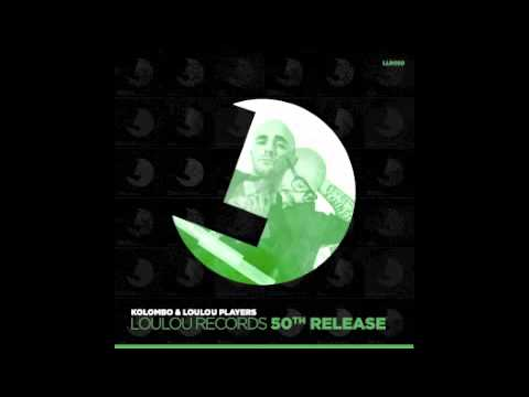 Kolombo & LouLou Players present LouLou records 50th release compilation MIX