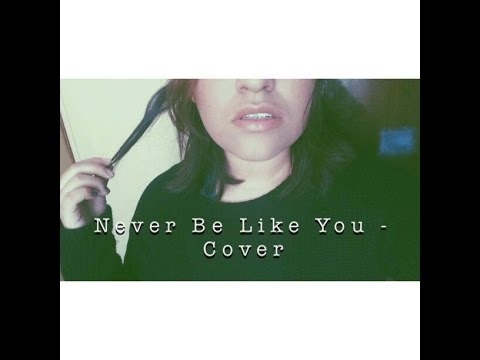 Never Be Like You - Flume ft. Kai (Acoustic Cover)