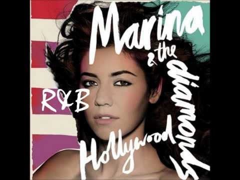 "MARINA AND THE DIAMONDS - ""HOLLYWOOD"""
