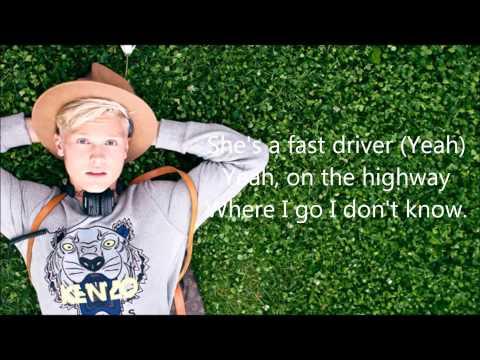 Benjamin - Young And Restless (lyrics)