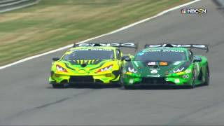 2019 Lamborghini Super Trofeo North America at Barber Motorsports Park