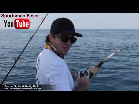 Panama City Beach Fl  Deep Sea Fishing Trip  2018