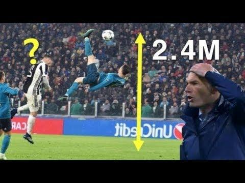 10 Things Cristiano Ronaldo Did In Football Messi Didn't HD