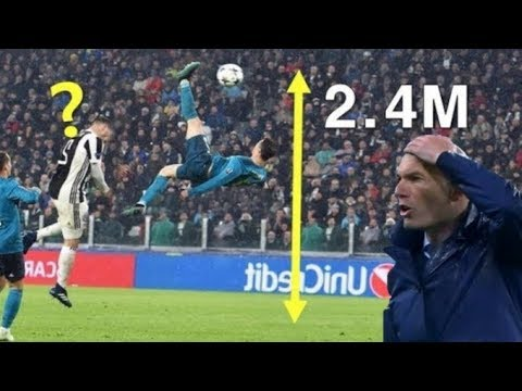 10 Things Cristiano Ronaldo Did In Football Messi Didn't HD