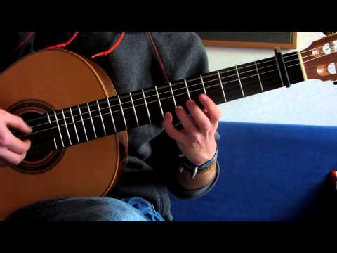 Run - Leona Lewis on Classical Guitar [Cover]
