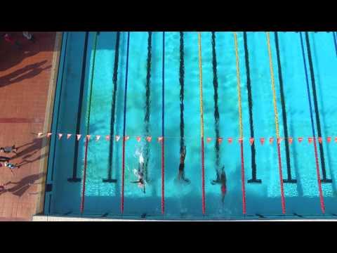 DJI 0010 Swim Event National Aquatic Centre Guyana