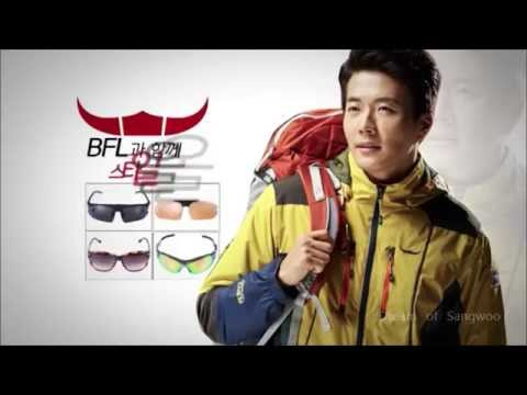 【Kwon Sang Woo クォン・サンウ】 BFL OUTDOOR マルチ スポーツ サングラス CF