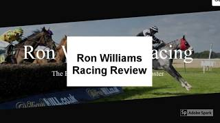 Ron Williams Racing Review | Is Ron Williams Racing Good?