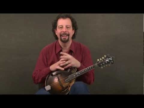 Mandolin Lessons: Mike Marshall Speed and Stretching Exercise
