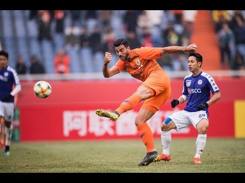 Shandong Luneng FC 4-1 Hanoi FC (AFC Champions League 2019: Play-off)