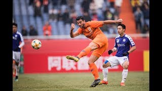 Shandong Luneng FC 4-1 Hanoi FC (AFC Champions League 2019: Play-off)