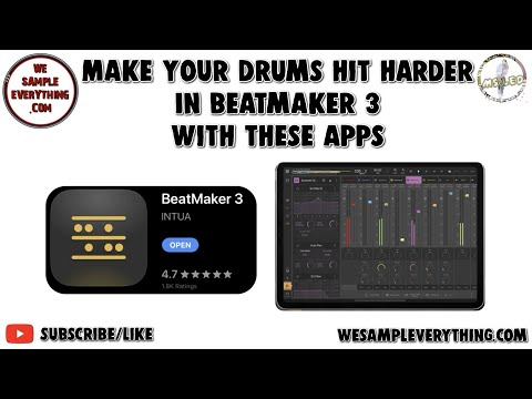 Making your drums hit harder in Bm3