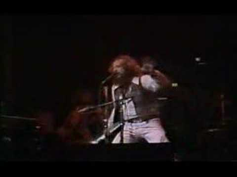 Jethro Tull - Thick as a Brick - Madison Square Garden 1978 mp3