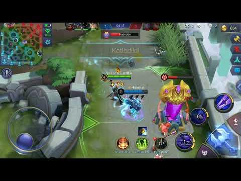 2 MİD TAKTİĞİ HEMDE MOSKOV Jin Mobile Legends Bang Bang thumbnail