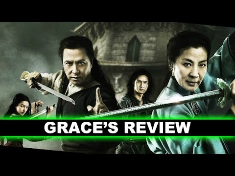 Crouching Tiger Hidden Dragon 2 Movie Review – Beyond The Trailer