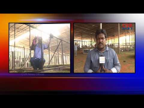 Stage set for Mahanadu at Vijayawada   CVR News