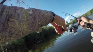 видео Рыбалка Тольятти