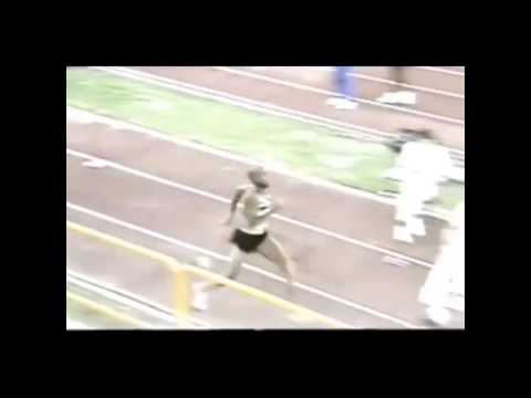 World Record Long Jump.  ||Mike Powell[8,95m]
