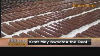 FT's Lex Columnist Buckley on Kraft's Cadbury Offer: Video