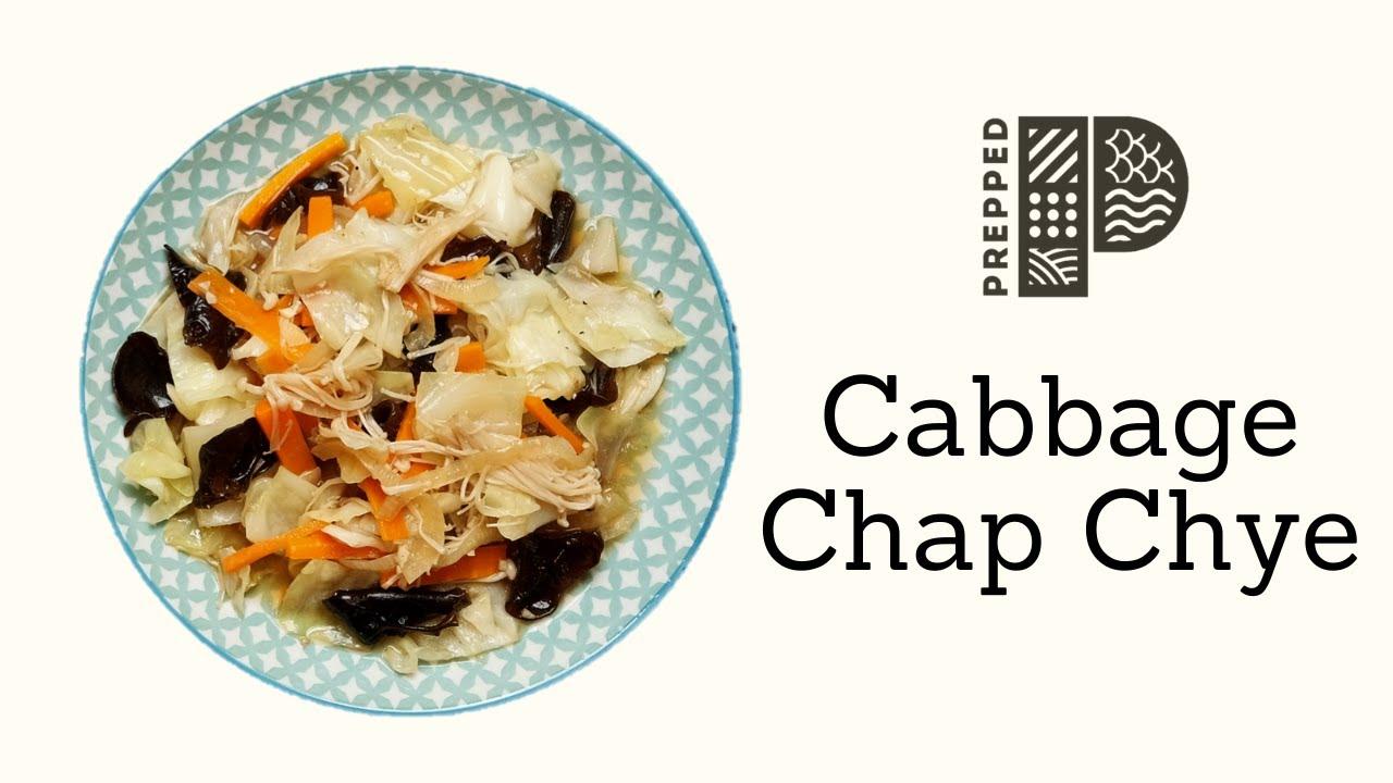 Cabbage Chap Chye