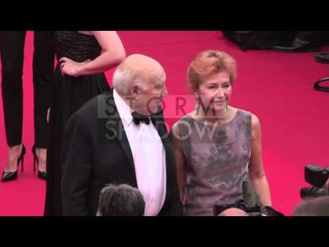 CANNES FILM FESTIVAL 2014 - Michel Piccoli, Sofia Coppola and more attending Saint Laurent premiere