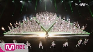 [Produce 101][1st Release] Produce 101 – 'PICK ME' Performance @M COUNTDOWN 20160122 EP.01