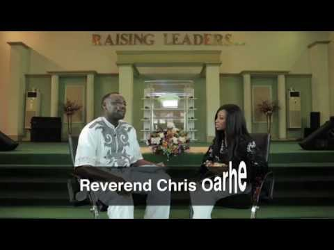Reverend Chris Oarhe Exclusive on Empower Africa Initiative-Princess Halliday show