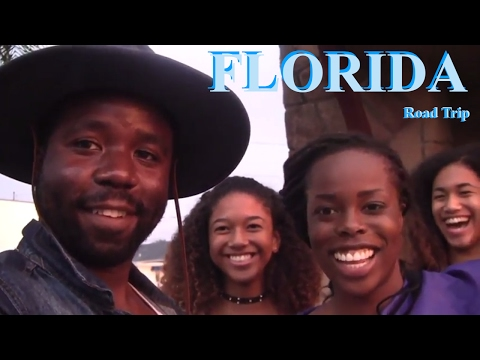 Florida Road Trip  (Ft. Lauderdale-Clearwater Beach-Tarpon Springs)
