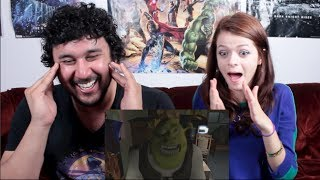 SHREK IS LOVE, SHREK IS LIFE REACTION!!!