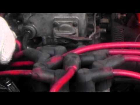 2 barrel Carburetor adjustment