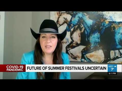 Future of summer festivals uncertain because of COVID-19