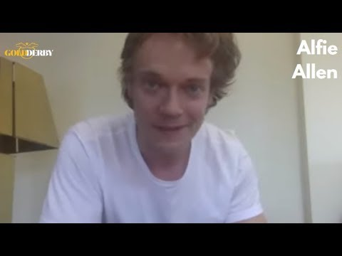 Alfie Allen ('Game of Thrones') on his 1st Emmy nomination: 'I still am in shock about it!' [EXCLUSIVE VIDEO INTERVIEW]