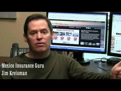 Mexico Insurance Quote - Top 8 FAQ's To Consider Before Purchasing A Mexico Auto Insurance Quote