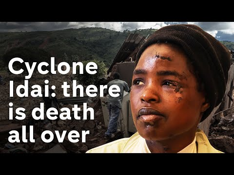 Cyclone Idai: thousands still missing in Mozambique