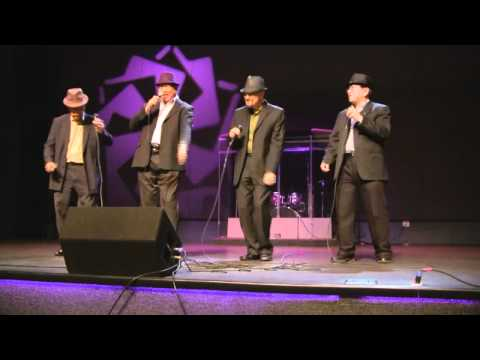 The Classic Harmony; Fenny, Sal, Bob and Edgar Live at Halo-Halo Holiday Special Concert
