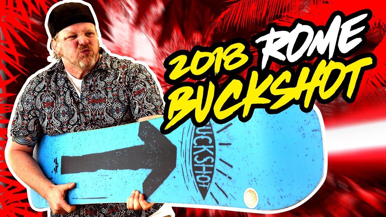 2017 / 2018 Rome Buckshot Snowboard Tech Review ...