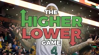 HIGHER OR LOWER | NBA EDITION