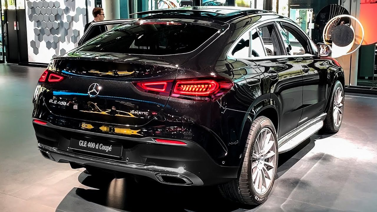 Mercedes GLE 400 Coupe (2020)