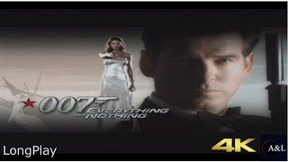 PS2 - James Bond 007: Everything or Nothing - LongPlay [4K: 50FPS]