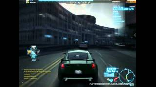Need for Speed World: Underground 2 Nissan 350Z