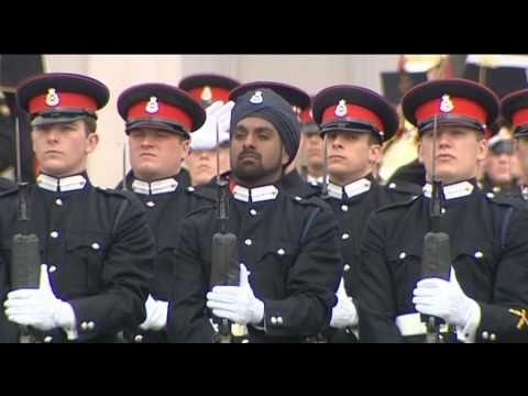 Proud Day For Sultan Of Brunei At Sandhurst  Forces TV